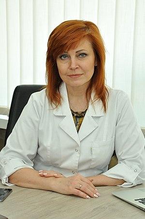 Олена Петрівна Венгер