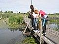 Гідрологічні дослідження на річці Кустинка.JPG