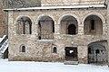 Ивангородская крепость. Галерея Успенского собора.jpg