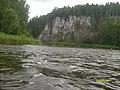 Камень Балабан, река Чусовая.jpg