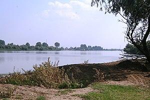 Kamyzyaksky District - The Kamyzyak River in Kamyzyaksky District