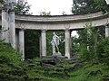 Колоннада Аполлона в Павловском парке с востока летом 2009г.jpg