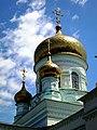 Купола церкви Серафима Саровского.JPG