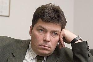 Mikhail Margelov - Image: Маргелов Михаил Витальевич, председатель Комитета СФ по международным делам