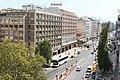 """Монастырская улица (Monastiriou), Салоники. Вид из отеля """"Rex"""". - panoramio.jpg"""