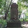 Надгробок на могилі о. Плятоніда Філяса ЧСВВ, 27-06-2012.jpg