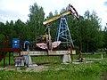 Нефтекачалка, середина июля 2012 - panoramio (1).jpg