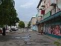 Нечётная сторона улицы Лейпунского.JPG