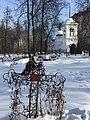 Никольское кладбище г. Сергиев Посад. Вид на Церковь во имя Сошествия Святаго Духа.jpg