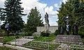 Пам'ятний знак воїнам-землякам, які загинули в роки Другої світової війни, село Бриків, центр.jpg