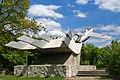 Пам'ятник на честь Другої повітряної армії. МіГ-15, Житомир.jpg