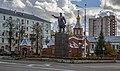 Памятник С.М. Кирову на площади Лепсе.jpg
