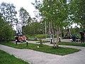 Памятник норвежским партизанам, 2010 г. - panoramio.jpg