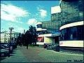 Пешаходная дарожка каля Аляксандраў плазы ... Walkway at Alexandrov Plaza - panoramio.jpg