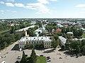 Россия, Вологда, Город, Кремлёвская площадь, 12-42 13.07.2006 - panoramio - Vadim Zhivotovsky.jpg