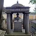 Санкт-Петербург, Лазаревское кладбище, могила Н.П. Казадаевой.JPG