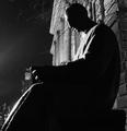 Споменик Николи Тесли, у Булевару краља Александра, испред ЕТФ, Београд.png