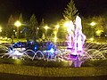Фантан на площади в Молодечно - panoramio.jpg