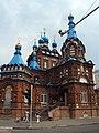 Церковь святого георгия, Krasnodar, Russia5.JPG