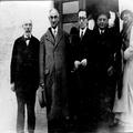 ביקורו של לורד רידינג בארץ ישראל. מימין- גב. רידינג פנחס רוטנברג חיים ארלוזורו-PHZPR-1256195.png