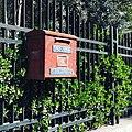 صندوق بريد قديم في دمشق - بلدية دمر.jpg
