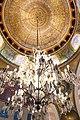 قبة المصلى القبلي للمسجد الارقصى من الداخل.jpg
