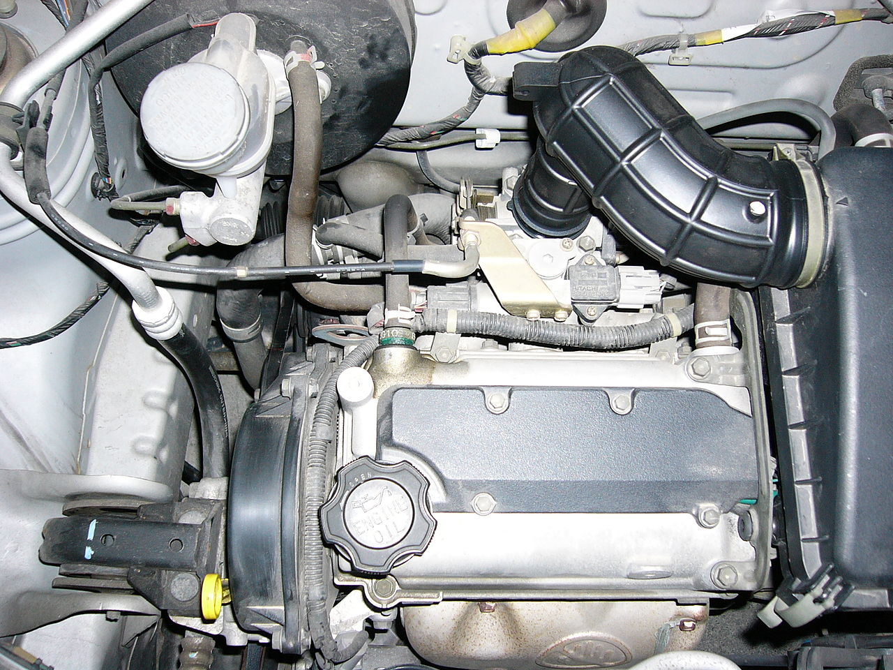 Suzuki Zfuel Injection
