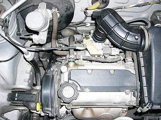 Suzuki F engine Motor vehicle engine
