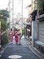 京都 八阪神社 日本 京都塔 清水寺 (31209034584).jpg