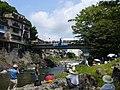 吉田川ジャンプコンテスト (岐阜県郡上市八幡町) - panoramio.jpg