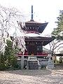 吉野町吉野山にて 東南院 多宝塔 Tounan-in 2010.3.30 - panoramio.jpg