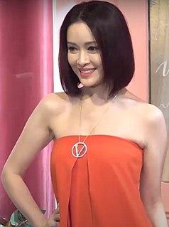 Anne Heung Hong Kong-born Canadian actress and model