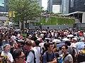 數千香港市民雲集政府總部聲援被困公民廣場學生 (1).jpg