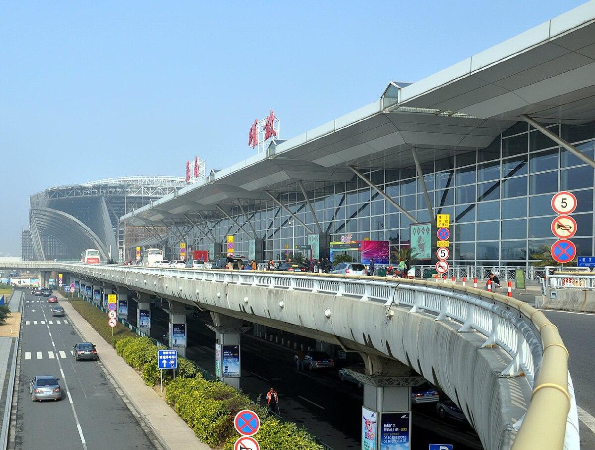 Sunan Shuofang International Airport Wikipedia