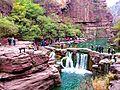 河南 云台山 红石峡 标志景点 - panoramio.jpg