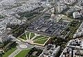 荣军院高空俯瞰图©Paris, musée de l'Armée.jpg