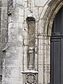 -2019-01-18 Empty niche, west porch, Saint Peter and Saint Paul's church, Cromer (2).jpg