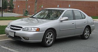 Nissan Altima - MY2000–2001 Nissan Altima SE