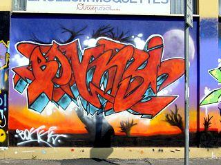 0023 - Milano - Graffiti - Foto Giovanni Dall'Orto 22-Aug-2005.jpg