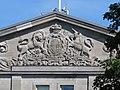 008 Rideau Hall, residència del Governador General del Canadà (Ottawa), escut britànic.jpg