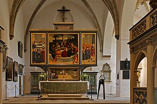 Reformation altarpiece