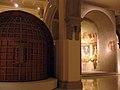 013 Estructura de fusta d'absis i absis de Sant Pere del Burgal.jpg
