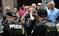 02018 0504-001 Rechtsradikaler Gegendemonstranten bei der CzestochowaPride-Parade.jpg