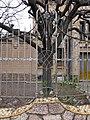 068 Torre Iris, Passeig 1, tanca (la Garriga).JPG