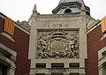 069 Ajuntament de Berga, escut de la ciutat.jpg