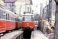 085L20050382 Strassenbahnremise Favoriten, Linie 65, Typ T2 423.jpg