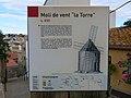 096 La Torre, antic molí, pl. de la Torre (Llançà).JPG