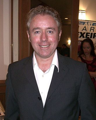 Mark Millar - Millar at the Big Apple Convention in Manhattan, 2 October 2010