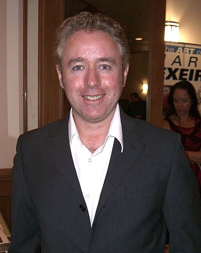 Picture of an author: Mark Millar