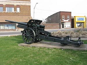 10 cm K 17 - Image: 10 cm K 17 Niagara Falls 2009 2